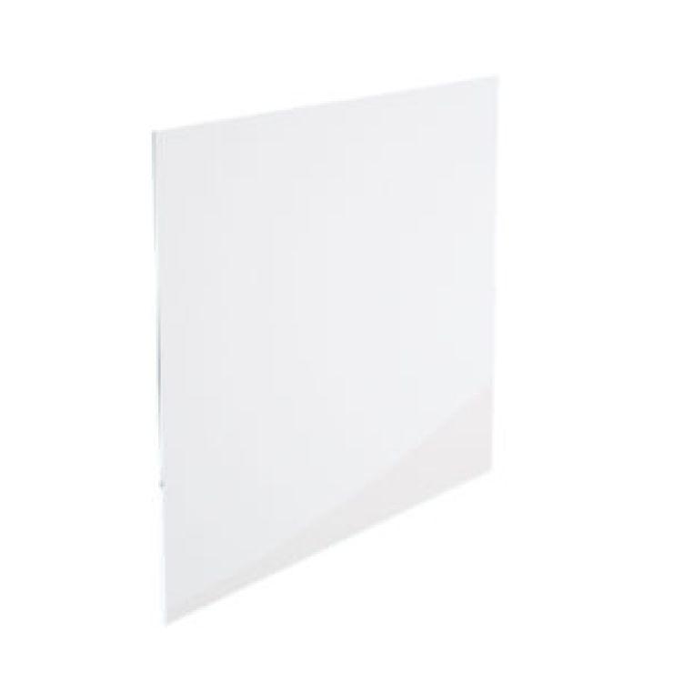 plaque de verre tremp transparent 36 po x 37 5 16 po paisseur 1 4 po century aluminum railings. Black Bedroom Furniture Sets. Home Design Ideas