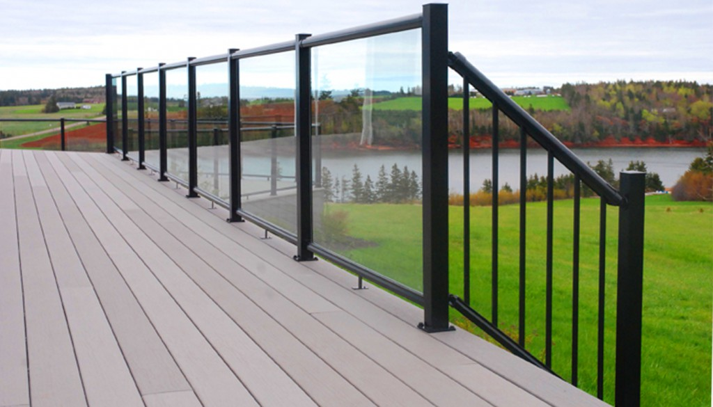 Railing Galleries Century Aluminum Railings