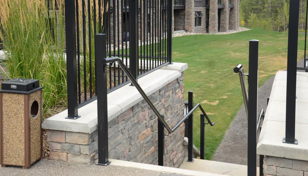 railing-pipe